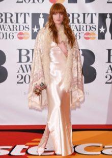 BRIT Awards 2016: Florence Welch
