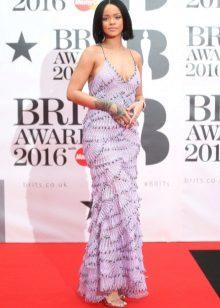 Riana op BRIT Awards 2016