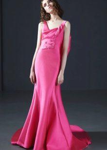 Rosa klänning sjöjungfru