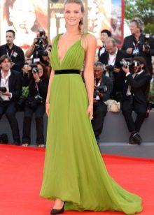 Görög ruha zöld