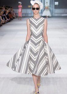 A-line klänning