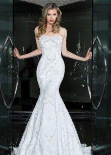 Év esküvői ruha