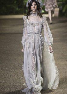 Elie Saab Lente-zomer 2016 Victoriaanse jurk