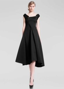 שמלה שחורה