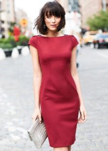 Little Sleeve Sheath Dress
