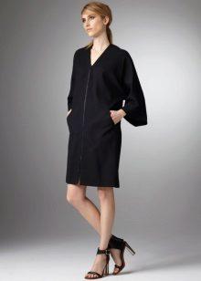 Warme stof voor kimono-jurk