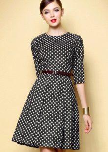 Gelang untuk pakaian dengan skirt separa matahari