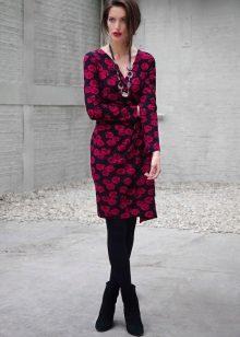 Az őszi-tavaszi időszakban illatú ruha