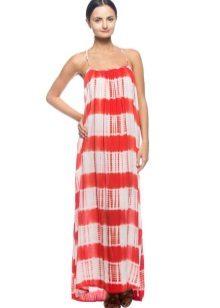 Lange jurk A-lijn