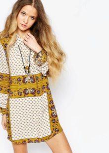 Dress tunic ethnic