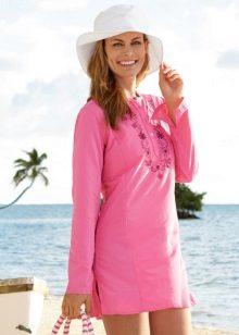Beach dress-tunic