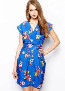 Tulip stil kjole