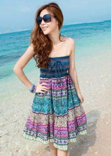 Hame-mekko joustavalla