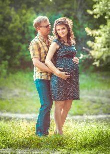 Рокля за бременна