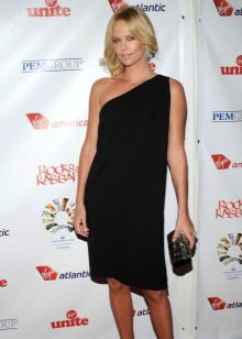 Inverted Triangle Dresses - Charlize Theron