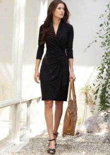 Rochie miros pentru femei cu figura clepsidra