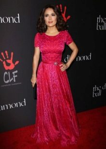 Haină rochie de salut - Salma Hayek