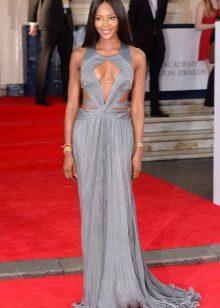 Rochie de nisip - Naomi Campbell