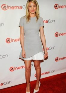 Dress Cameron Diaz - Téglalap