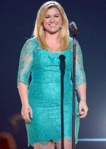 Kjoler til figurtype Apple - Kelly Clarkson