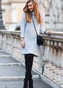 Pull d'hiver