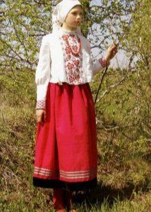 Russische jurk