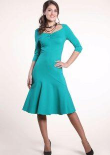Turkkilainen neulottu mekko