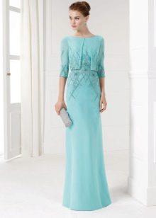 Bolero sa ilalim ng spring dress