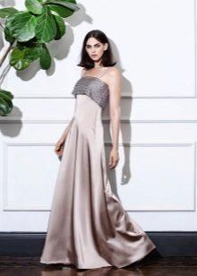 Spring evening dress
