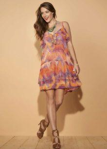 Cor do vestido de verão