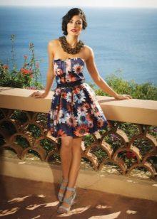Jóias de vestido de verão