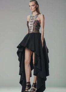 sapatos para o vestido de noite de verão