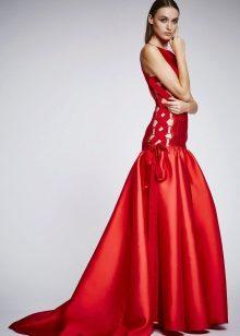 Лятна рокля русалка