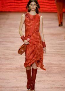 Аксесоари за есенна рокля