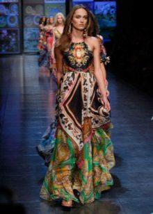 Scarfs sundress dress