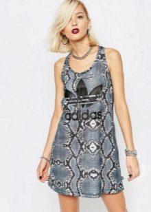 T-skjorte kjole