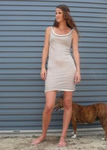 Kjoler til kvinner med en timeglassfigur