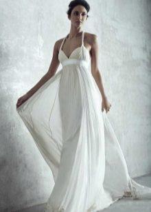Empire-mekko hihnoilla