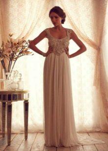 Ana Campbellin Empire-tyylinen mekko