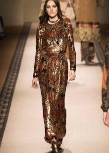 Boho-tyylinen mekko on loistava