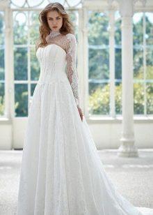Nusišypsojo vestuvių suknelė