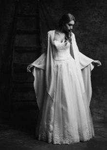 Tipup la rochia de mireasa
