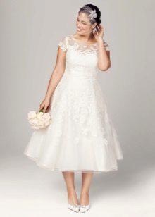 Vestuvinė suknelė trumpam