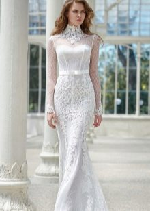Rochie de nunta drept