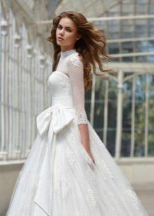Puiki vestuvių suknelė