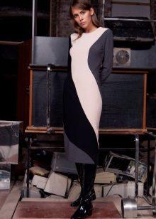 Suknelė trikotažo