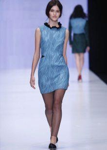 Slim mini dress