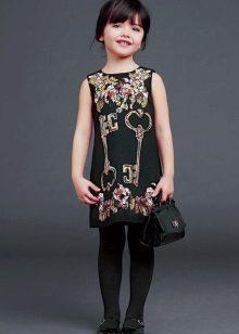 Elegáns ruha lányoknak közvetlen