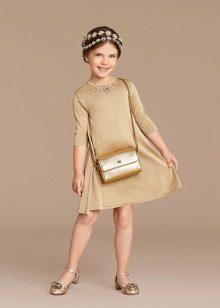 Designer ruha lányoknak 6-8 év