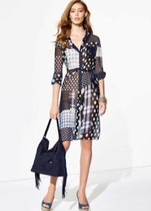 Fashionable shirt dress 2016